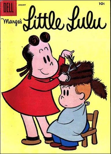Marge's Little Lulu 41-A by Dell