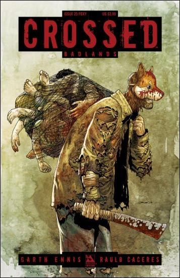 Crossed: Badlands 25-G by Avatar Press
