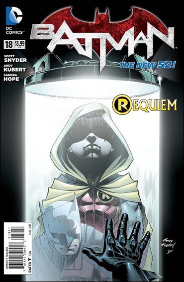 Batman (2011) 18-D by DC