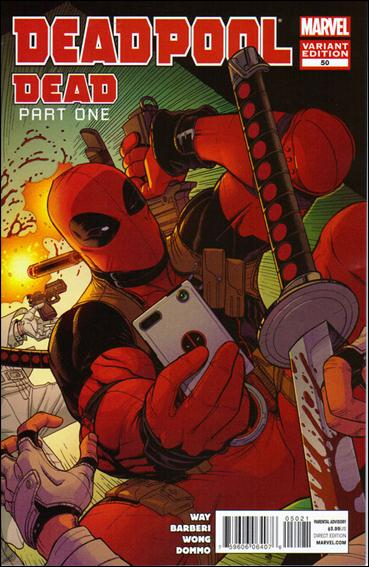 Deadpool (2008) 50-B by Marvel