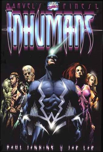 Inhumans (2000) 1-A by Marvel