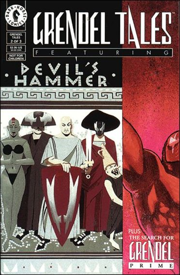 Grendel Tales: The Devil's Hammer 2-A by Dark Horse