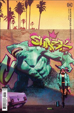 Suicide Squad: King Shark 2-B