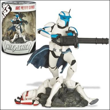 Star Wars: Unleashed ARC Heavy Gunner (Entertainment Earth Exclusive) by Hasbro