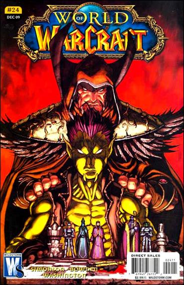 World of Warcraft 24-A by WildStorm
