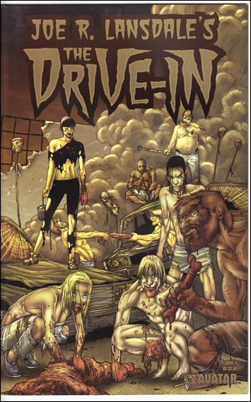 Joe R. Lansdale's The Drive-In 4-A by Avatar Press