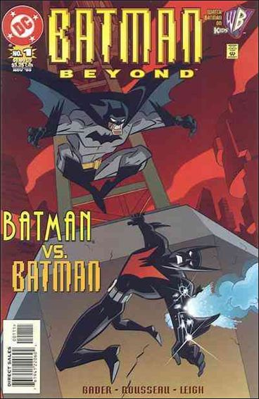 Batman Beyond (1999/11) 1-A by DC