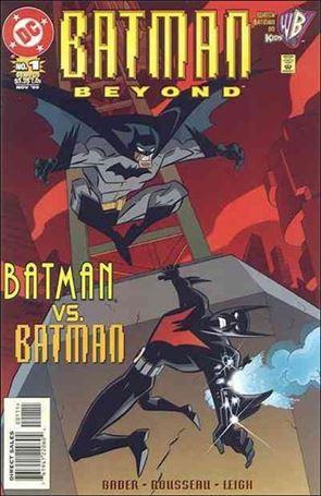 Batman Beyond (1999/11) 1-A