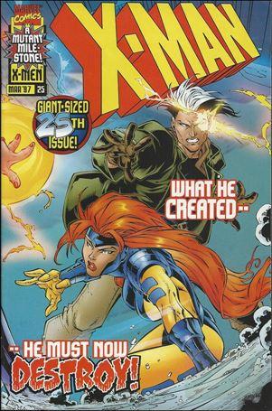X-Man 25-B