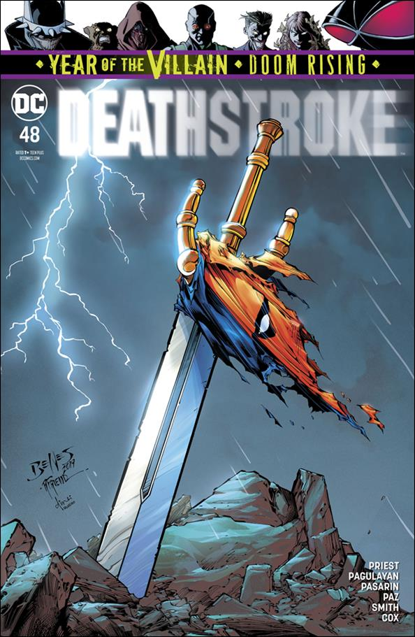 Deathstroke (2016) 48-A by DC