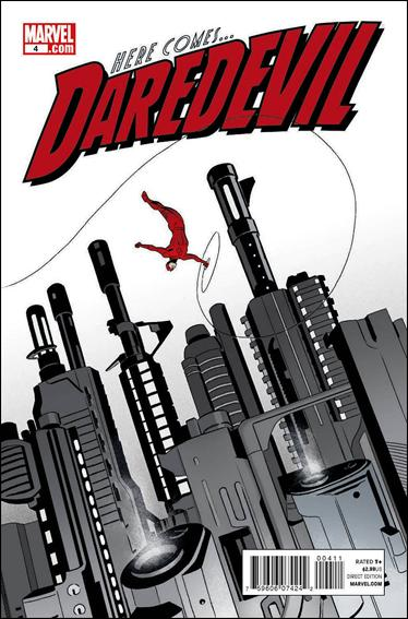 Daredevil (2011) 4-A by Marvel