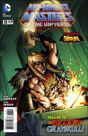He-Man and the Masters of the Universe (2013) 13-A