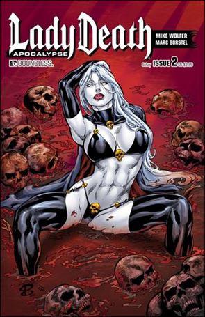 Lady Death: Apocalypse 2-D