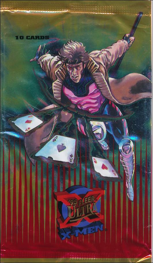1995 Fleer Ultra X-Men 2-C by Fleer