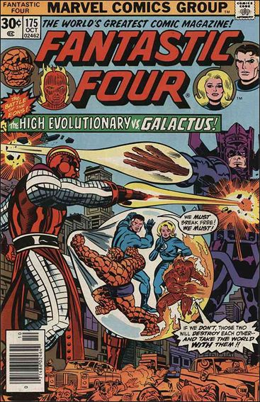 Fantastic Four (1961) 175-A by Marvel