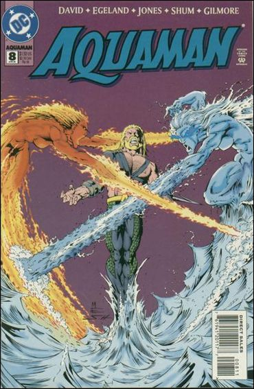 Aquaman (1994) 8-A by DC