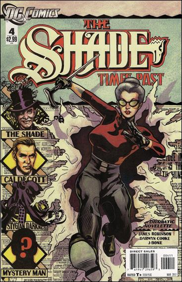 Shade (2011) 4-A by DC