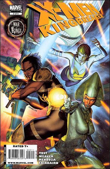 X-Men: Kingbreaker 2-A by Marvel