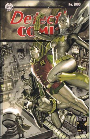 Detective Comics (1937) 1000-T