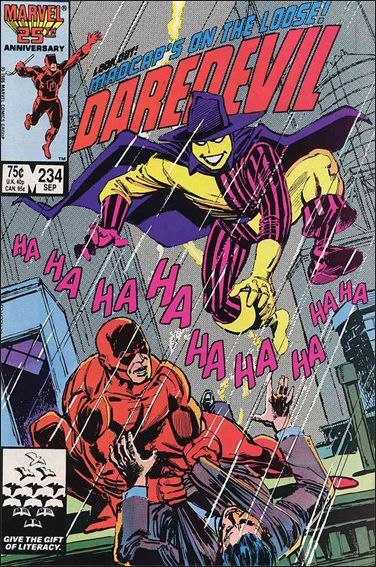 Daredevil (1964) 234-A by Marvel