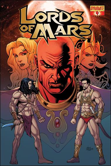 Lords of Mars 4-B by Dynamite Entertainment