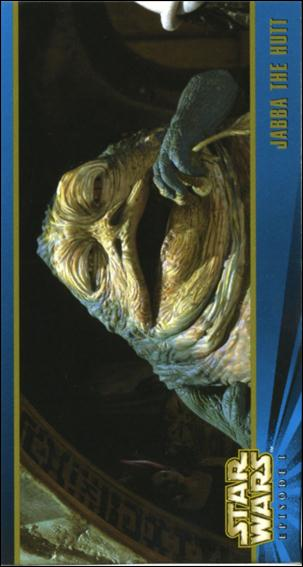 Star Wars: Episode I Widevision: Series 2 (Base Set) 17-A by Topps