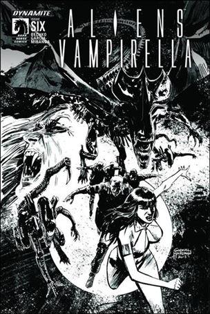 Vampirella/Aliens 6-B
