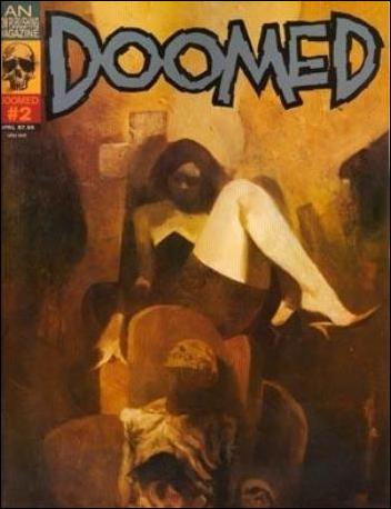 Doomed (2005) 2-C by IDW