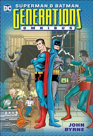 Superman & Batman: Generations Omnibus nn-A