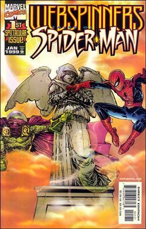 Webspinners: Tales of Spider-Man 1-B