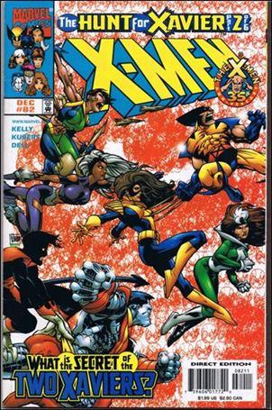 X-Men (1991) 82-A
