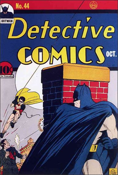 Detective Comics (1937) 44-A by DC