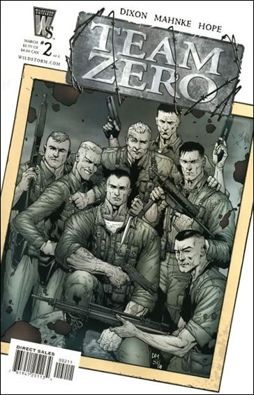 Team Zero 2-A by WildStorm