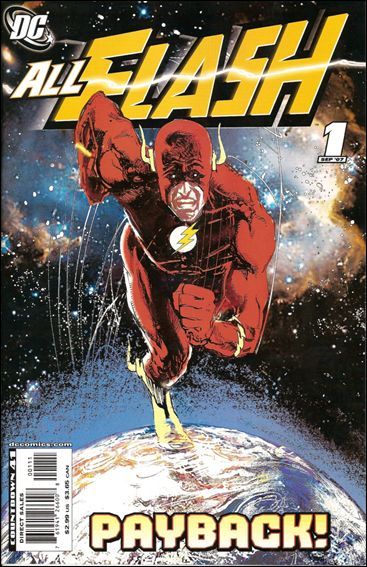 All Flash (2007) 1-A by DC