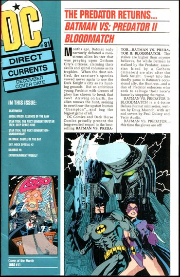 Direct Currents (1988) 81-A by DC