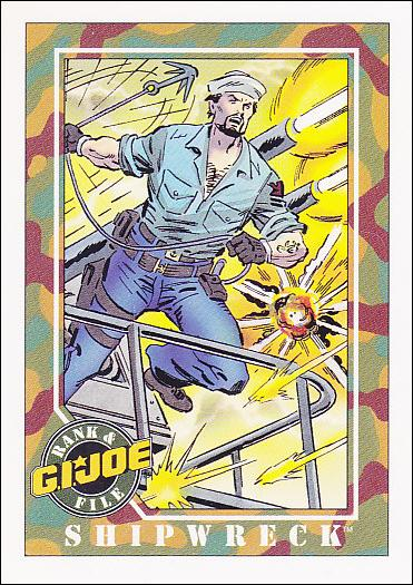 G.I. Joe (Base Set) 25-A by Impel