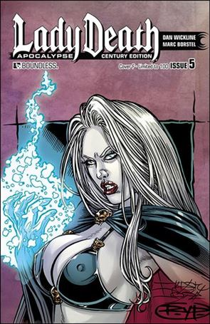 Lady Death: Apocalypse 5-HE