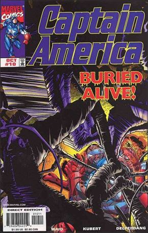 Captain America (1998) 10-A