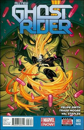 All-New Ghost Rider 3-D