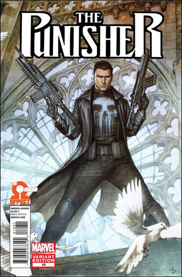 Punisher (2011) 10-B by Marvel