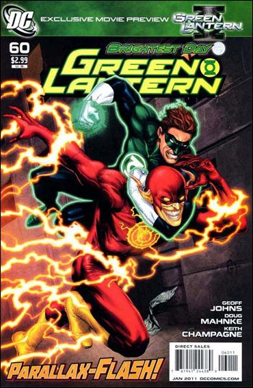 Green Lantern (2005) 60-A by DC