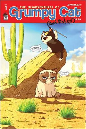 Grumpy Cat 1-A