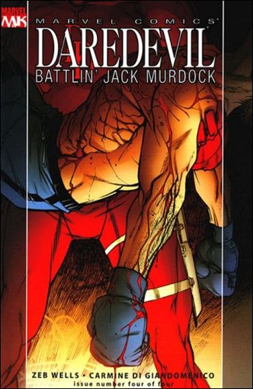 Daredevil: Battlin' Jack Murdock 4-A by Marvel