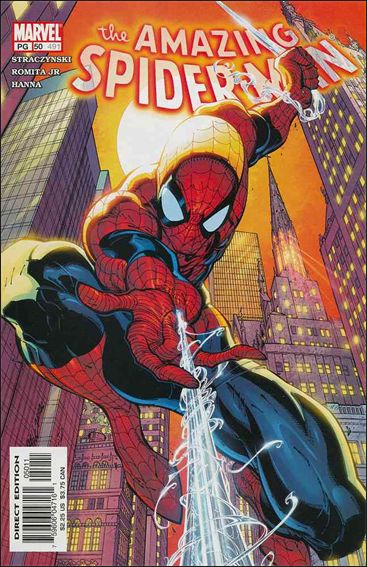 Amazing Spider-Man (1999) 50-A by Marvel