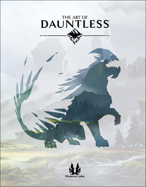 Art of Dauntless nn-A by Dark Horse