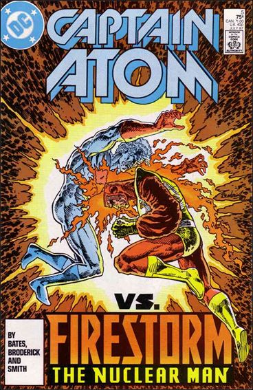 Captain Atom (1987) 5-A by DC