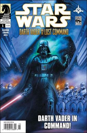 Star Wars: Darth Vader and the Lost Command 1-A