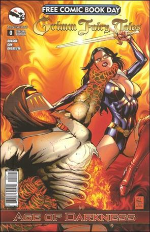 Grimm Fairy Tales 0-A