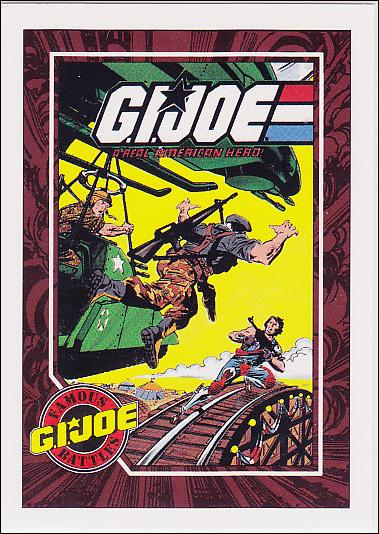 G.I. Joe (Base Set) 170-A by Impel
