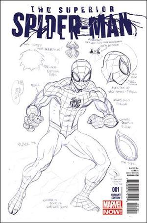 Superior Spider-Man 1-D